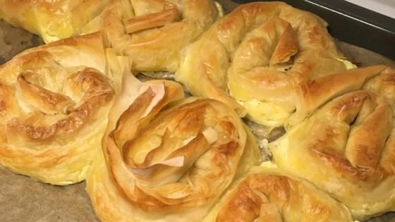 Photo of Feta Cheese Burek (Phyllo Dough) by An Ko