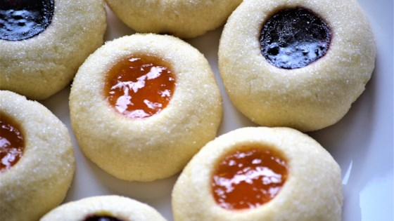 Photo of Perfect Thumbprint Cookies  by Chef John
