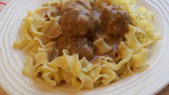 Photo of Dale's Swedish Meatballs by leo