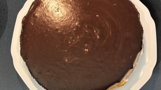 Photo of Mom's Secret Chocolate Pie Recipe by sjryan