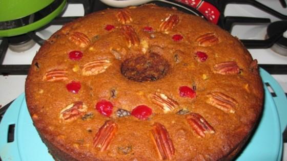 Photo of Applesauce Fruitcake by TEETEE