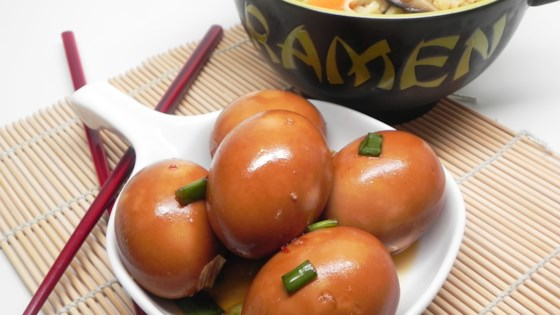 Photo of Soy Eggs (Shoyu Tamago) by Epicure Amber