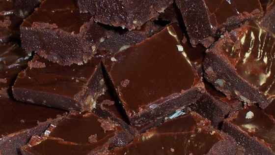 Photo Of Old Fashioned Chocolate Fudge By Book Worm