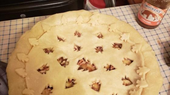 Photo of Caramel Apple Pie I by Stephanie