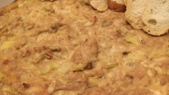 Photo of Garlic Crab Artichoke Dip by Ilene H.