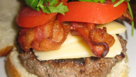 Photo of Sweet Onion Burgers by Lol