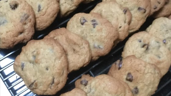 Photo of Orange Chocolate Chip Cookies by Rosina