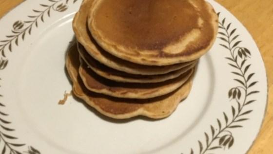 Photo of Fluffy Vegan Pancakes by Brianna