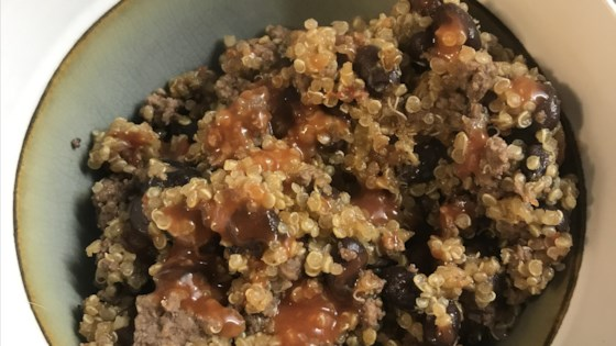 Photo of Super Easy Southwest-Style Quinoa (Cooked in Rice Cooker) by tgc80