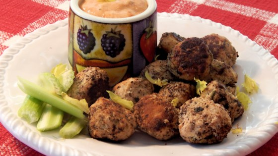 Photo of Ground Chicken Patties or Meatballs by Terri Myers