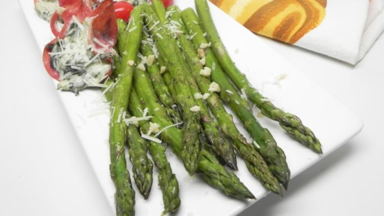 Photo of Quick and Easy Baked Asparagus  by Case31