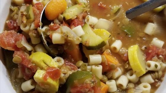 Photo of Italian Lentil Soup by lmac