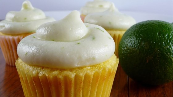Photo of Lemon-Lime Cupcakes by platinum designs