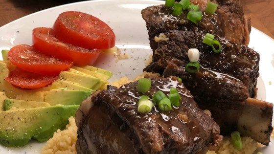 Photo of Slow Cooker Asian Short Ribs by Diana71