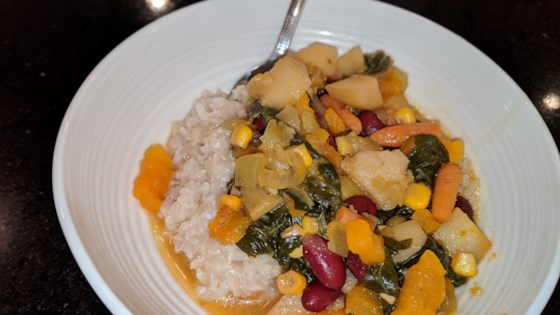 Photo of Vegetarian Green Chile Stew by Mrs. Hinman