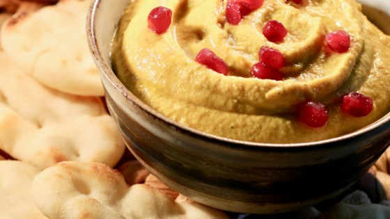 Photo of Roasted Golden Beet Hummus by lutzflcat