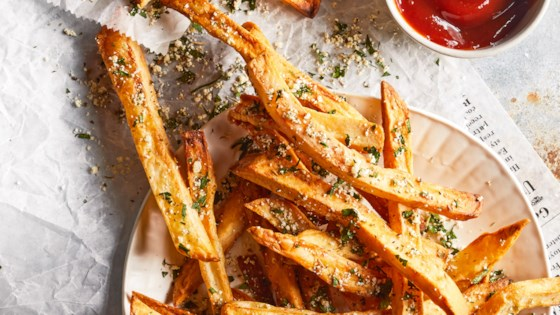 Photo of Air-Fryer Fries by Betty Soup