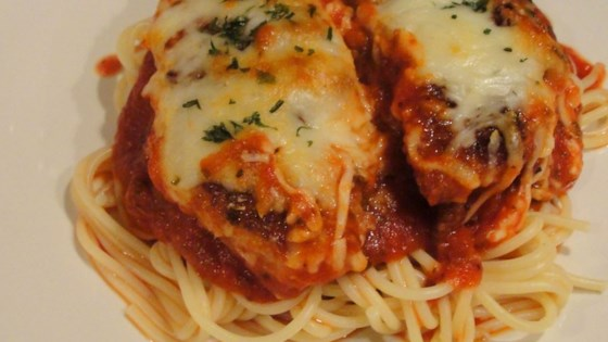 Tomato chicken parmesan recipe allrecipes photo of tomato chicken parmesan by verocn81 forumfinder Choice Image