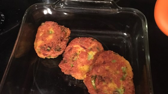 Photo of Stacey's Fabulous Broccoli Fritters by SLIND