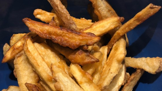 Photo Of Homemade Crispy Seasoned French Fries By Cie