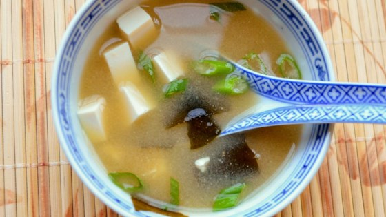 Photo of Homemade Miso Soup by ChefJackie