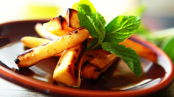 Photo of Roasted Parsnips with Mint and Sage by M.Fede