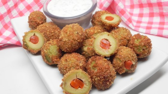 Photo of Fried Olives by Megan