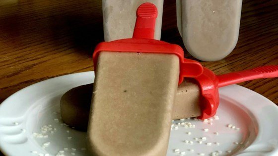 Photo of Chocolate-Tahini Ice Pops by Yoly
