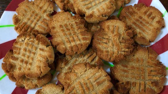 low carb almond cinnamon butter cookies review by lindyloo