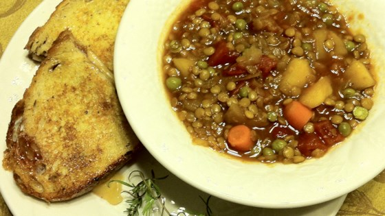 Photo of Argentine Lentil Stew by Frank Mercer