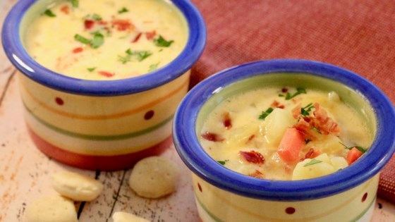 Photo of Potato Cheese Soup by Shauna