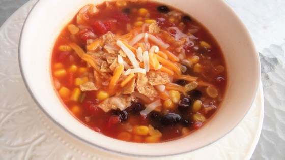 Photo of Easy Tortilla Soup by SIKES