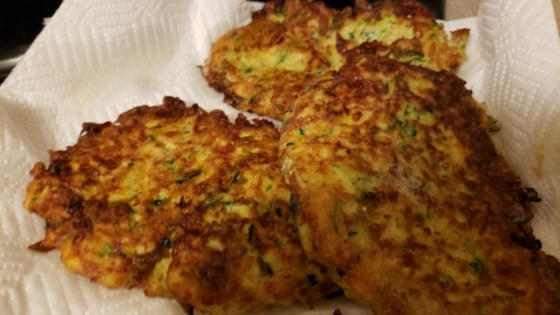 Photo of The Best Zucchini Fritters Ever by JEWELLS733