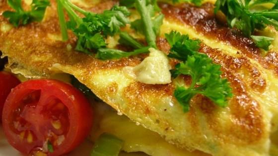 Photo of Yummy Veggie Omelet by jen