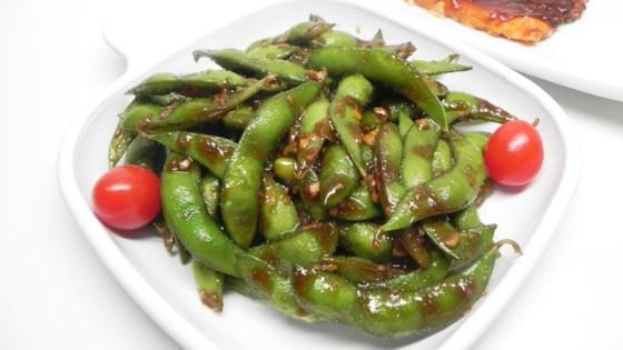 Photo of Black Bean Garlic Edamame by sandyg77