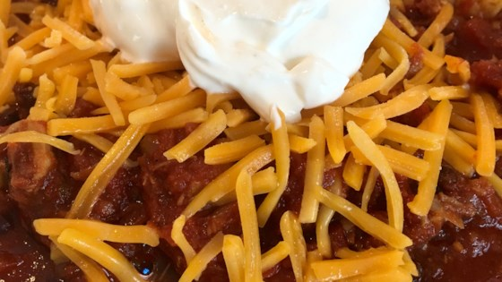 Photo of Turkey Chili with Leftover Turkey by Brooks Lough