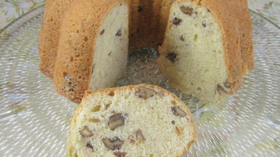 Photo of Nannie's Butter Pecan Cake by Sherrie Durkee