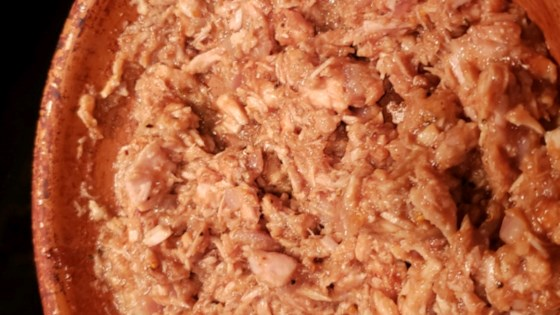 Photo of BBQ 'Pulled' Tuna Sandwich by Niroszyckame