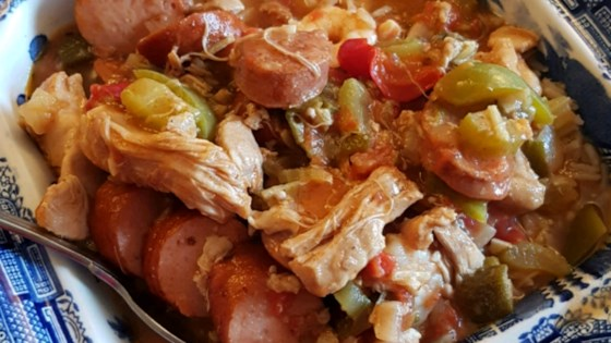 Photo of Chicken Andouille Gumbo by Bob Cody