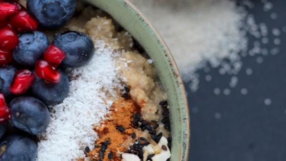 Photo of Fonio Breakfast Porridge by Buckwheat Queen