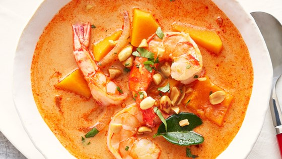 Photo of CAMPBELL'S® Thai Shrimp & Pumpkin Soup by Campbell's Canada