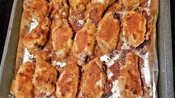 Photo of Oven Fried Chicken Wings by Lisa
