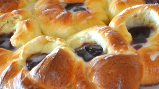 Photo of Pull-Apart Easter Blossom Bread by Sarah-May