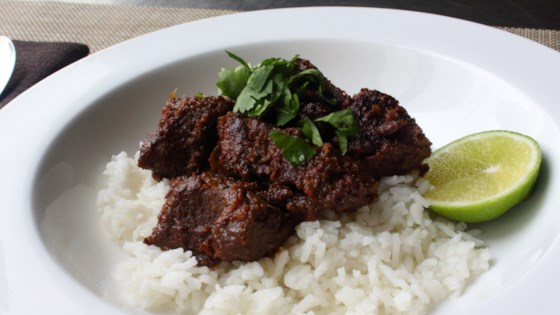 Photo of Chef John's Beef Rendang  by Chef John