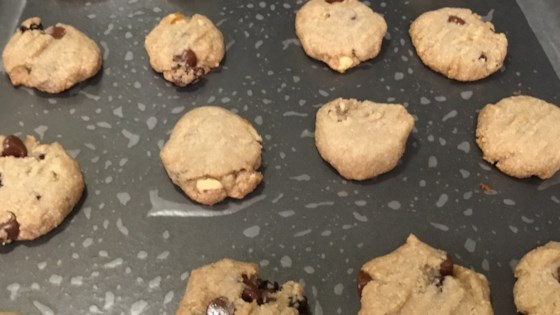 Photo of Gluten-Free Chocolate Chip Cookies Recipe by elanaspantry.com