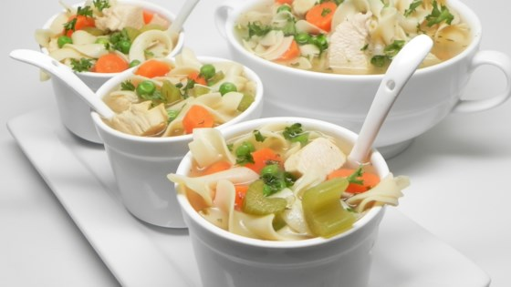 Photo of Quick and Easy Chicken Soup by Klayr Clark