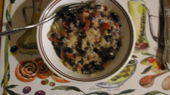 Photo of Speedy Mexican Black Beans and Quinoa by mlovestocook