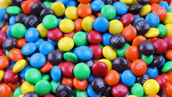 Photo of Candy-Coated Chocolate Pieces III by Shirlybeth Chan