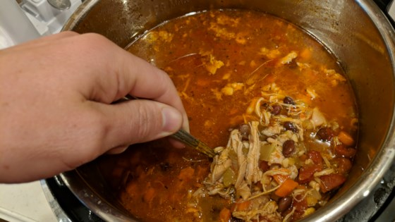 Instant Pot® Mexican Chicken Soup Recipe