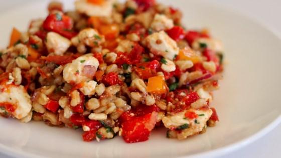 Photo of Mediterranean Farro Salad by Ricman